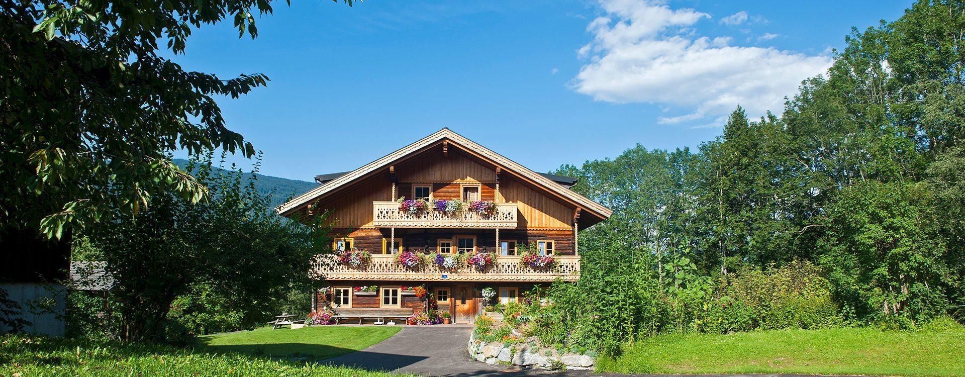 Beitragsbild Kontakt – Urlaub auf dem Bauernhof Hacklbauer in Altenmarkt, Salzburger Land