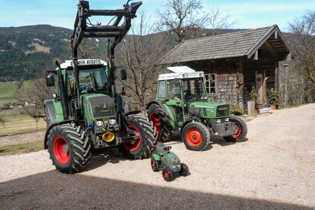 Grünlandbetrieb & Milchviehhaltung – Landwirtschaft am Hacklbauer in Altenmarkt, Salzburger Land