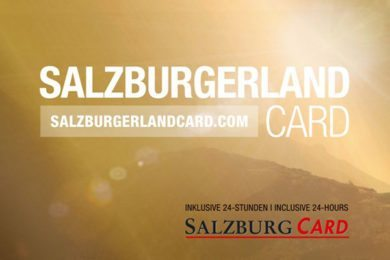 Salzburger Land Card für Ihren Sommerurlaub und Winterurlaub in Altenmarkt, Salzburger Land