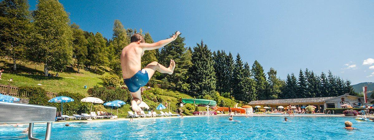 Alpenfreibad Radstadt –Tagesausflüge in Ihrem Sommerurlaub und Winterurlaub in Altenmarkt im Pongau, Salzburger Land