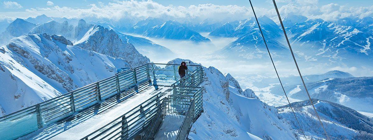 Dachstein Gletscher –Tagesausflüge in Ihrem Sommerurlaub und Winterurlaub in Altenmarkt im Pongau, Salzburger Land