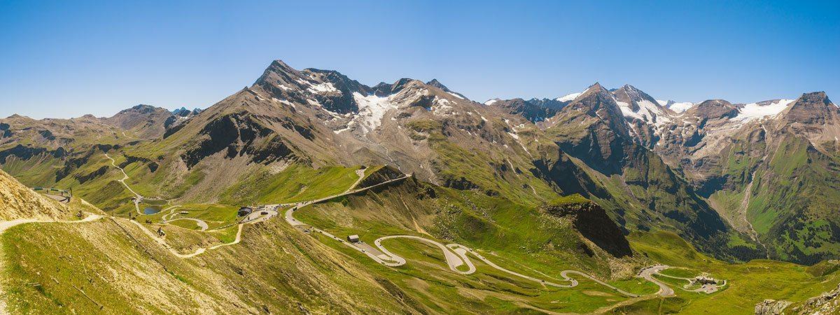 Panoramastraßen –Tagesausflüge in Ihrem Sommerurlaub und Winterurlaub in Altenmarkt im Pongau, Salzburger Land