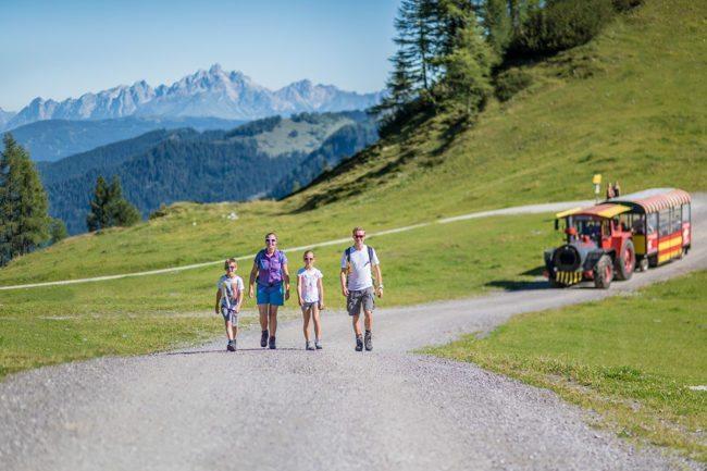 Wandern – Wander- & Sommerurlaub in Altenmarkt im Pongau, Salzburger Land